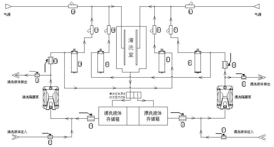双泵自动切换电路图